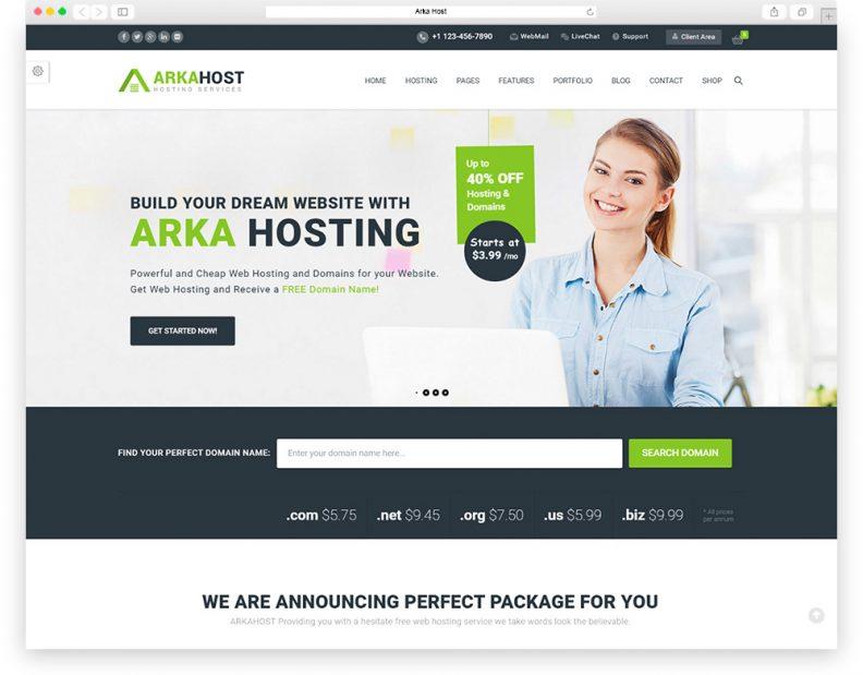 Arka-Host