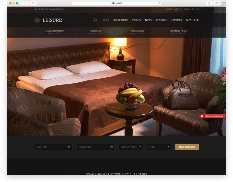 hotel-leisure