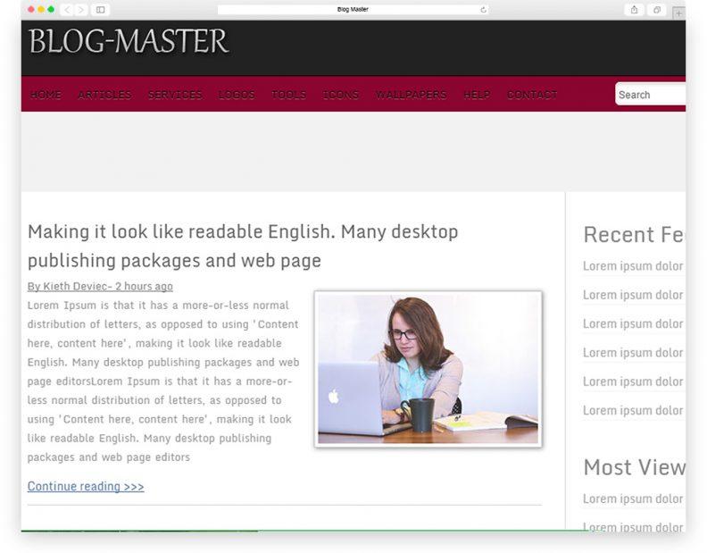 blog-master