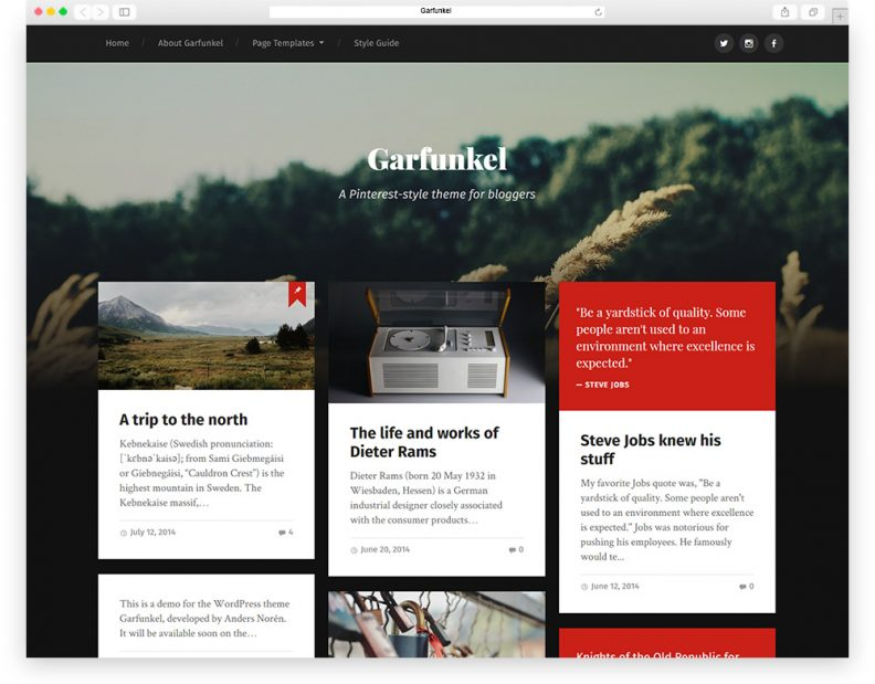 Top 15 Best Free WordPress Travel Themes for Travel Blogs, Magazines ...