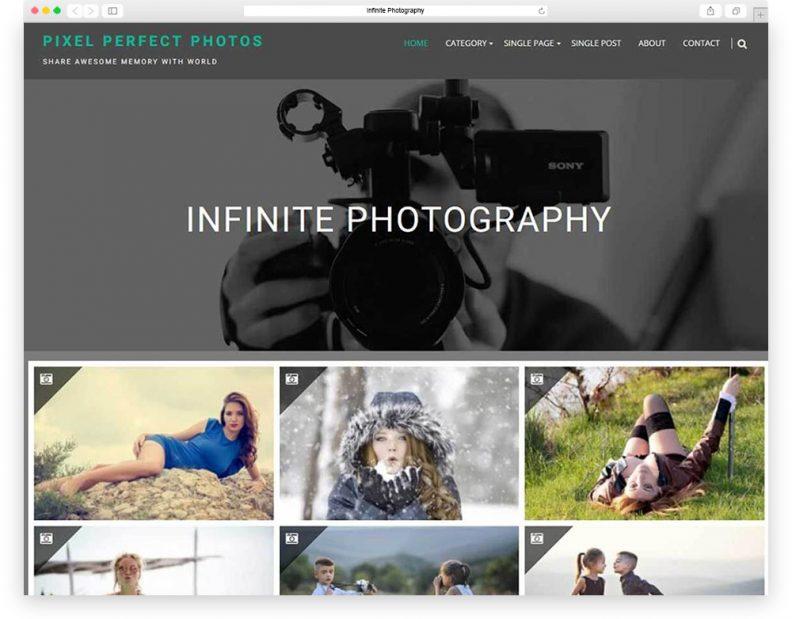 infinite-photography