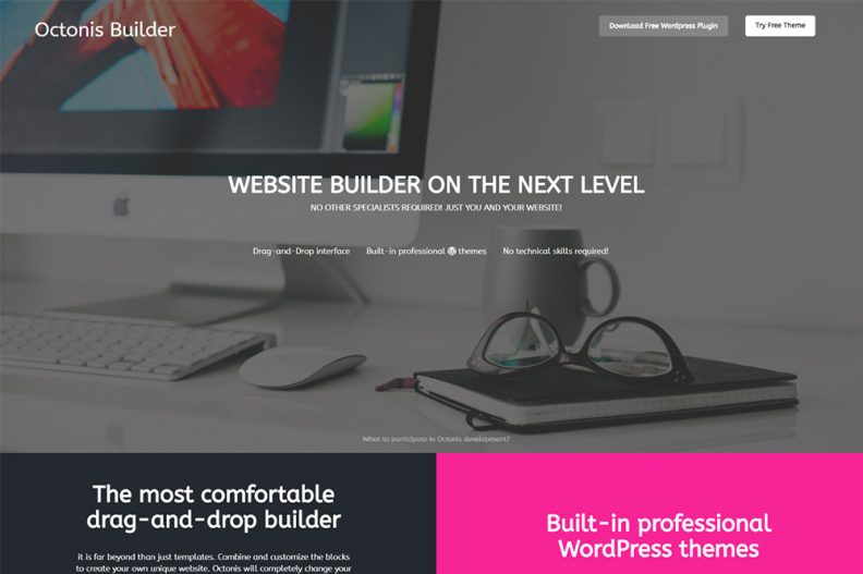 Top 20 Best Easy to Use Drag and Drop Page Builder Plugins for