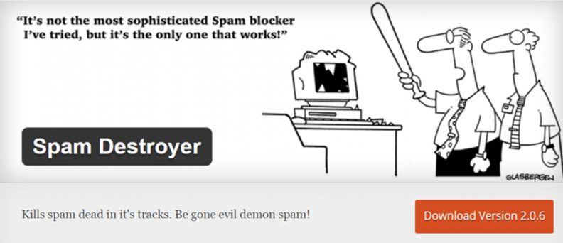spam-destroyer