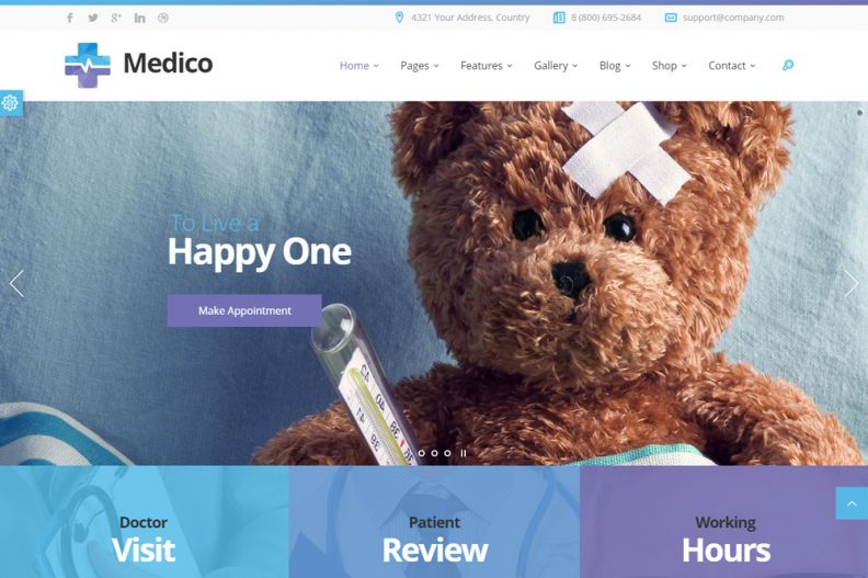 Top 15 Best Health And Medical HTML5 Website Templates 2016 Edition ...