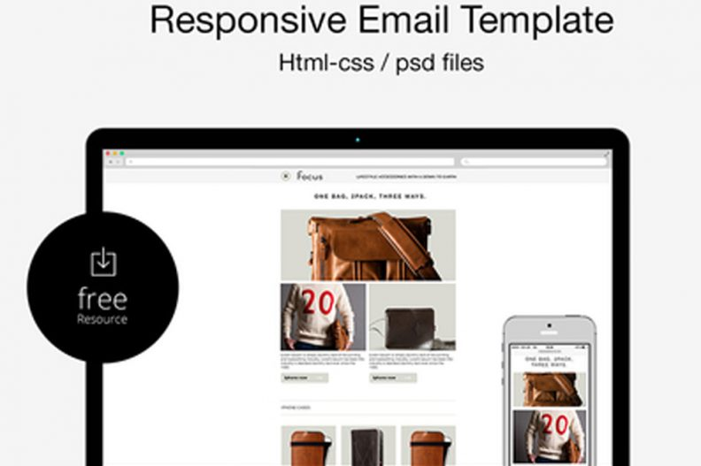Top 10 Best Free Responsive And Mobile Friendly Html Email Templates