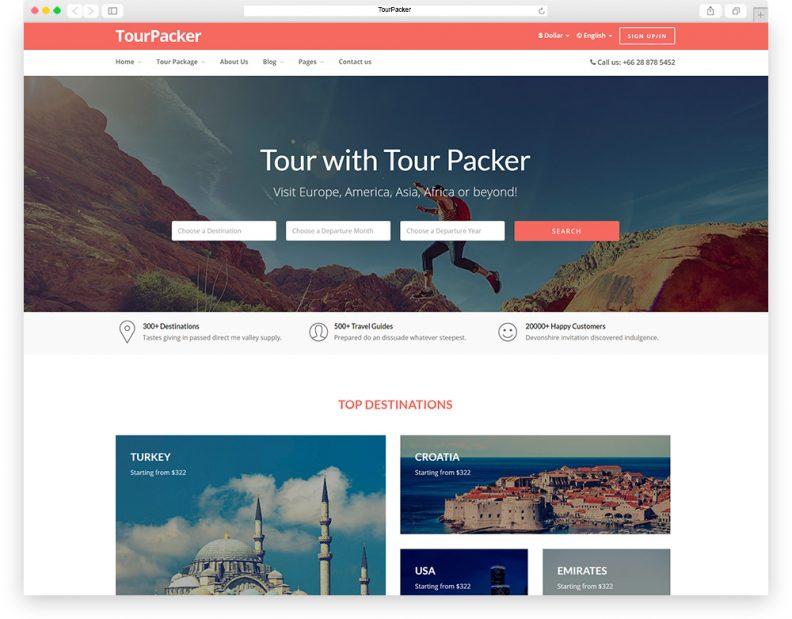 tourPacker