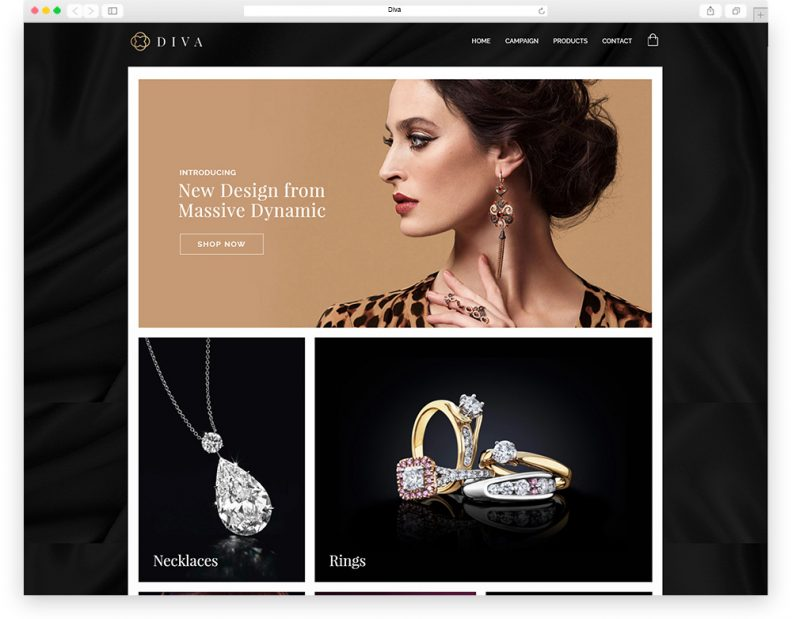 Top 10 Best Jewelry WordPress Themes for Online Shop 2016 Edition ...